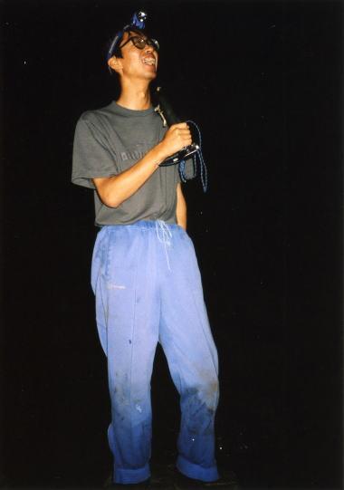 尾安谷(6月某日、十数年前?)