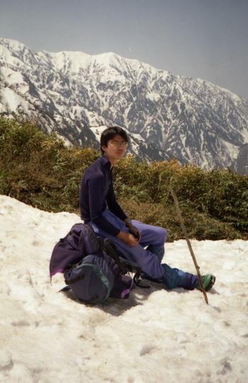 北方稜線・ブナクラ谷〜剱岳 1999/5/2-5