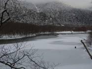 霞沢岳 2012/12/29〜31