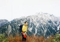昇龍谷からクズバ山 1994/11/4