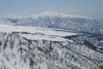 人津谷から早乙女岳の肩2011まで 2014/4/26