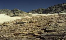 六峰フェースの岩登り 1997-8/13-16