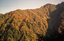 池ノ谷の二俣生活 2002/10/12-13