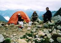 熊ノ岩キャンプ