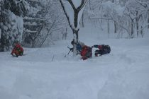 雪上訓練 2014/12/14
