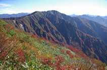 僧ヶ岳 2015/10/15