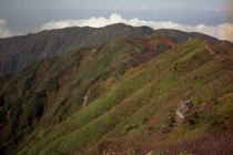 駒ヶ岳 2001/10/14