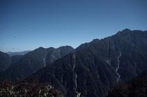 中山〜クズバ山