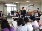 モンゴル医師研修団配置薬実施研修 2009.6.3